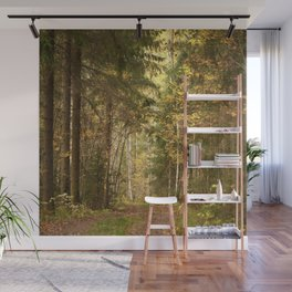 Wanderlust In The Forest #decor #society6 #buyart Wall Mural