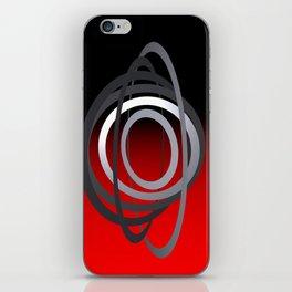 wind chime -4- iPhone Skin