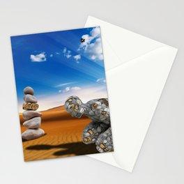 Homem de Pedra Stationery Cards