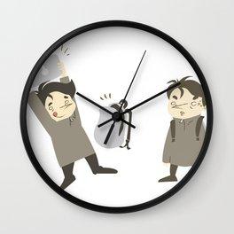 Geeno! Take #2 Wall Clock