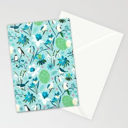 Finally Easter! [blue'n rose] Stationery Cards