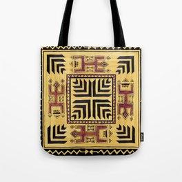 Southwest Shaman Tile Tote Bag