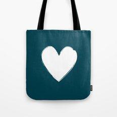 Love art print Tote Bag