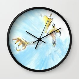 Talons Wall Clock