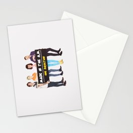 Made in the A.M. Stationery Cards