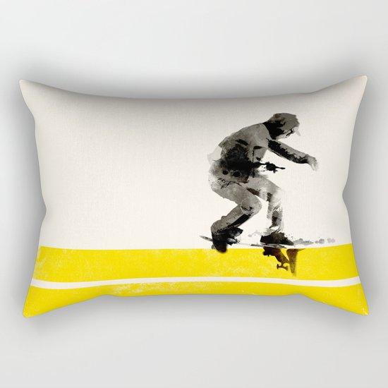 Slide on stripes Rectangular Pillow