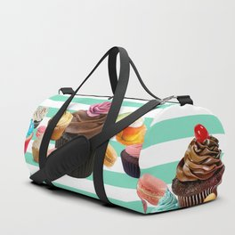 snack time hey! are not you hungry? Duffle Bag