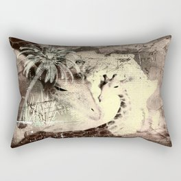 Afrikas Giraffen Rectangular Pillow