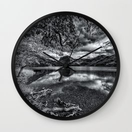 Buttermere Lake Wall Clock