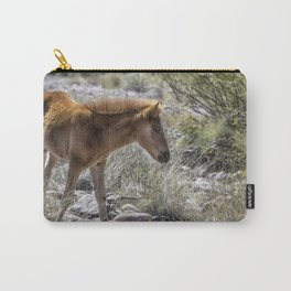 Salt River Wild Foal Carry-All Pouch