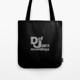 Jam Recordings Square Tote Bag