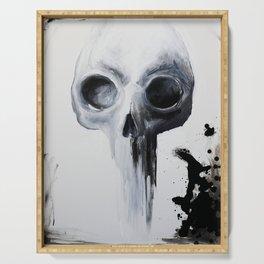 Skull Serving Tray