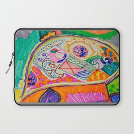 Pop Up Art Laptop Sleeve