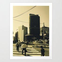 NOA's Ark in Tokyo Art Print