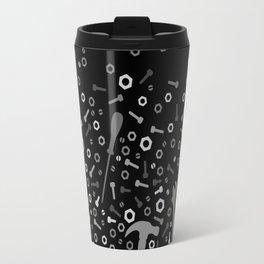 Anti-gravity Tools - grey and black Travel Mug