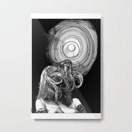 asc 760 - La fossoyeuse (Angel of death) Metal Print