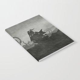 Rany Ship & Kraken Notebook