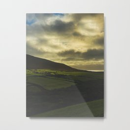 Doolin Ireland Coastline Metal Print