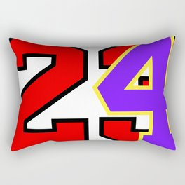Vector 24>23 Rectangular Pillow