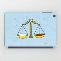 libra iPad Cases featuring Libra by Giuseppe Lentini
