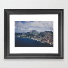 Kauai, HI Framed Art Print