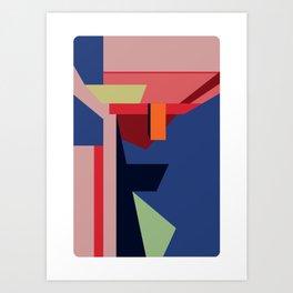 color study 5 Art Print