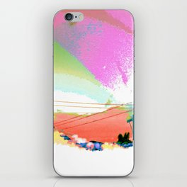 Psychedelic Dawn iPhone Skin