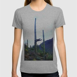 Fighting Saguaros T-shirt