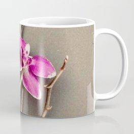 Fuchsia Orchid in the Summer Coffee Mug