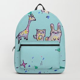 Confetti Animals Backpack