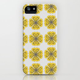 Andes Pattern   Floral iPhone Case
