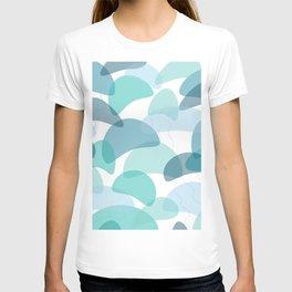 Jellyfish Pattern T-shirt