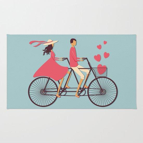 Love Couple Rug