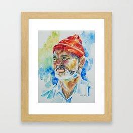 Bill Framed Art Print