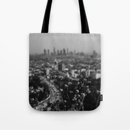 Mulholland View IV Tote Bag