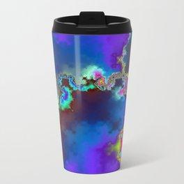 Rainbow Lightning Travel Mug