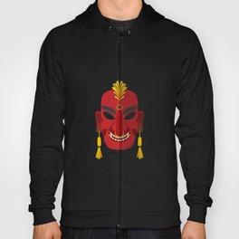 Tribal mask Hoody