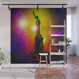 New York NYC - Statue of Liberty 10 Wall Mural
