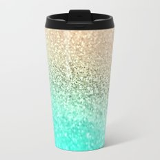 GOLD AQUA Travel Mug