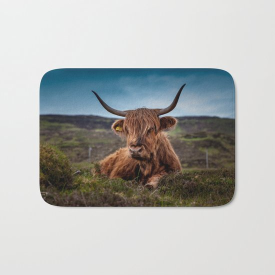 Beef Nature Bath Mat