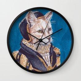 Lady Westy Wall Clock
