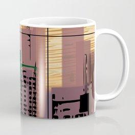 Downtown Square Coffee Mug