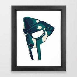 MF Doom Framed Art Print