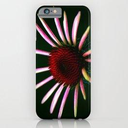 Delicate petals iPhone Case