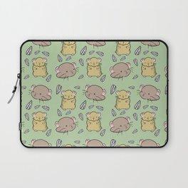 Hamster Pattern Laptop Sleeve