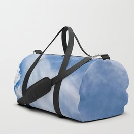 Cloud Path to the Milky Way Duffle Bag
