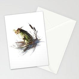 Bass Strike Stationery Cards