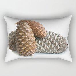 Pinecones Rectangular Pillow