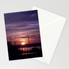 Sunset 2.0 Stationery Cards