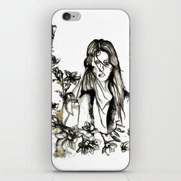 Encre de Chine iPhone Skin